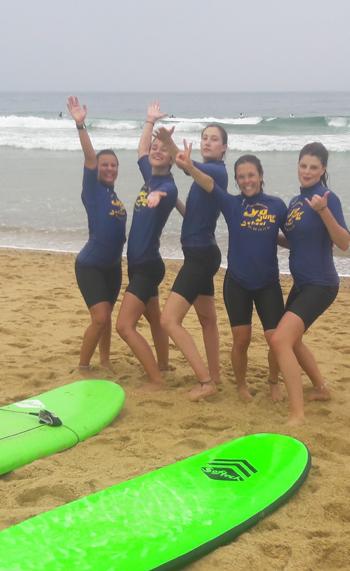 Cours-Collectifs Cours de surf particulier Yosurf à Hossegor dans les Landes(0)